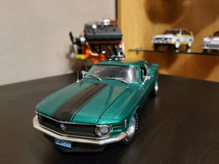 Ford Mustang 428 1970 HighWay 61 1/18