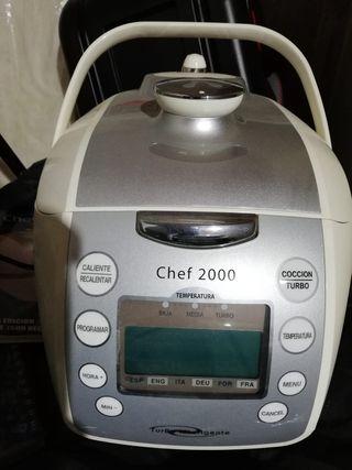 Chef 2000. Robot de Cocina.