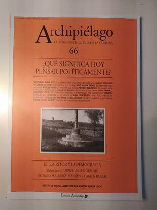 Revista Archipiélago