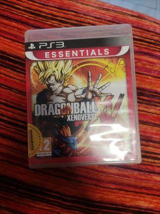 juego dragón Ball xenoverst