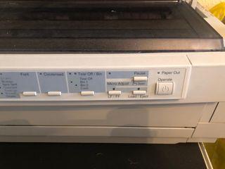 Impresora matricial EPSON LQ-2080