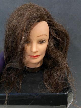 Maniqui peluquería