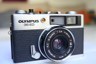 Cámara Olympus 35ed