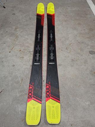 Freeride esqui