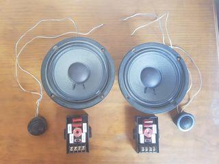 Kit Vias Separadas Scorpion Audio SAKVS-6