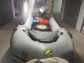 barca hinchable Zodiac