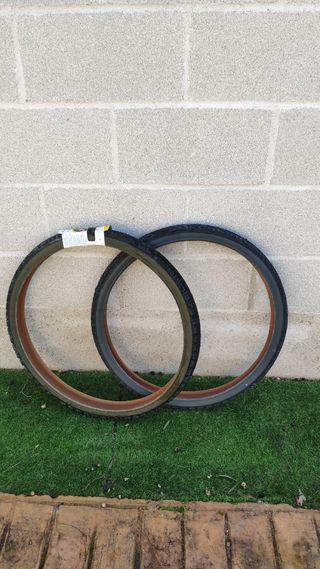 Neumáticos bicicleta 24 pulgadas