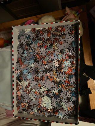 Puzzle 2000 piezas completo