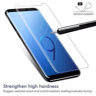 Samsung Galaxy S6/S7/S7 Edge/S8/S8 Plus/S9.