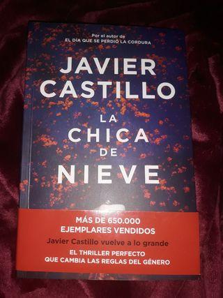 La chica de nieve -Javier Castillo- Nuevo