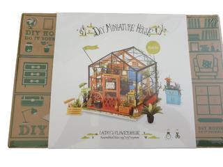 Kit Manualidades Casa de Flores