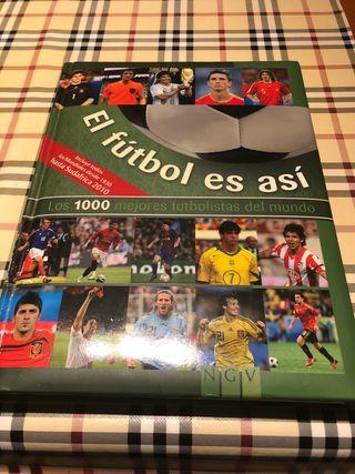 Libro: EL FÚTBOL ES ASÍ.