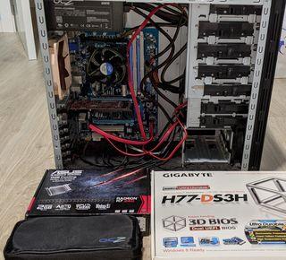 Torre PC silenciosa i5