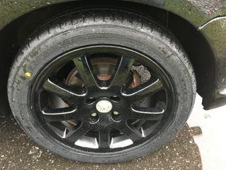 Juego de llantas 206 GTI con neumáticos nuevos