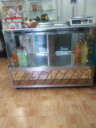 mostrador frigorifica