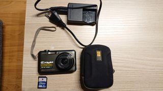 Cámara digital compacta Casio Exilim Fc100