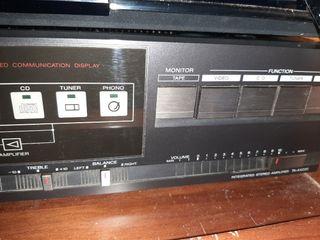 Amplificador Sony Modelo TA-AX 220