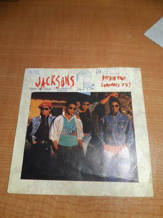 THE JACKSONS - Nothin