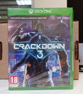 CRACKDOWN 3 para XBOXONE Nuevo Precintado
