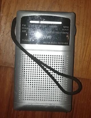 transistor radio de bolsillo