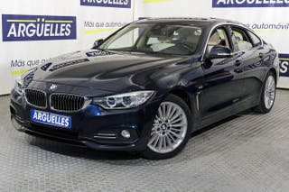 Bmw Serie 4 BMW 418d Grand Coupe Luxury AUT