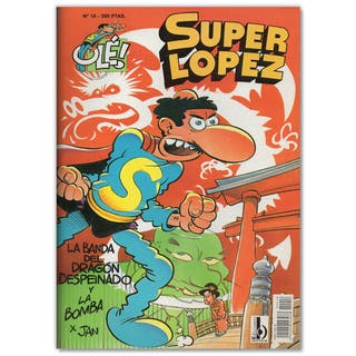 SUPERLOPEZ 18