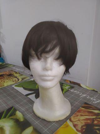 peluca de mujer