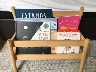 Expositor libros Flisat ikea (tengo 3 unidades)