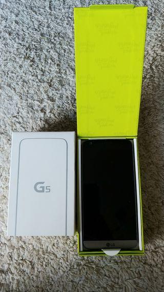 LG G5 + bateria extra