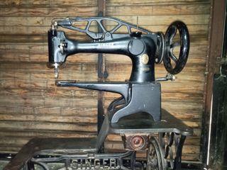 Maquina de coser Singer de zapatero