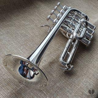 Trompeta MINT Vincent Bach VBS196 Standard Piccolo