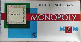 Juego mesa Monopoly