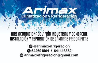 Arimax Climatización