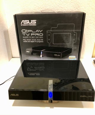 Asus O!Play TV Pro Reproductor Multimedia TDT