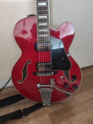 Guitarra Ibanez semicaja