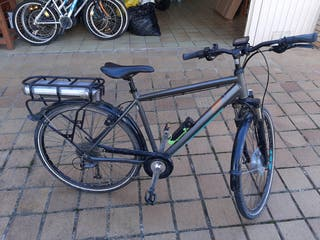 bicicleta eléctrica Lapierre Trekking 100