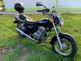 Suzuki Marauder 250cc.