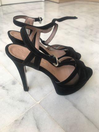 Zapato tacón alto 36 Divine Follie
