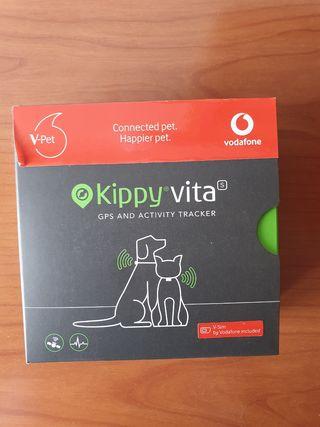 GPS para animales Kippy Vita s