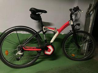 "Bicicleta polivalente 24"""