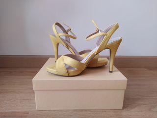Sandalias de tacón Menbur