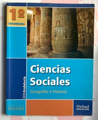 Ciencias Sociales para 1 - ESO