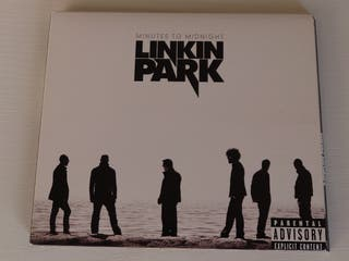 Linkin Park / Midnight To Minutes / Cd / Digipack