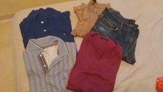 lote ropa varias marcas
