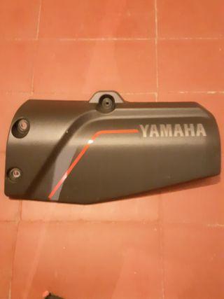 Protector yamaha xt 1200 z. tubo escape