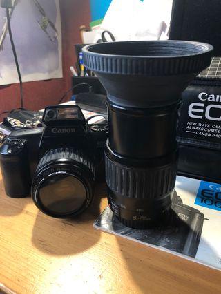 Vendo CANON EOS 1000 F