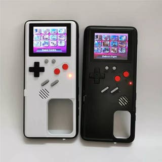 Funda tipo Game Boy para Samsung S10