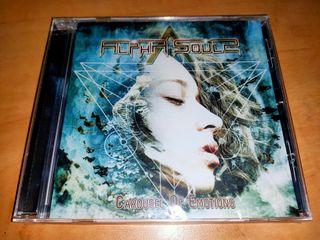 ALPHA SOULS CD HEAVY/HARD ROCK Español 2020