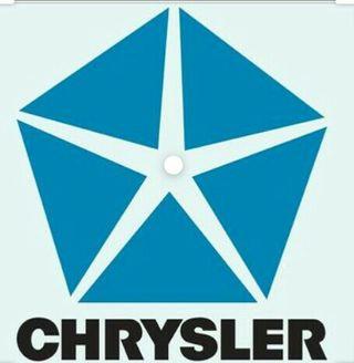 Recambios Chrysler americanos.