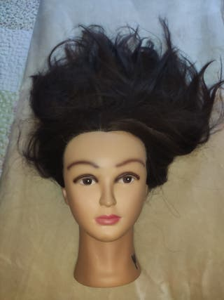 cabeza de Maniquí para peluqueria